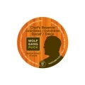 14074 K Cup Wolfgang Puck - Chef's Reserve Colombian Decaf 24ct.